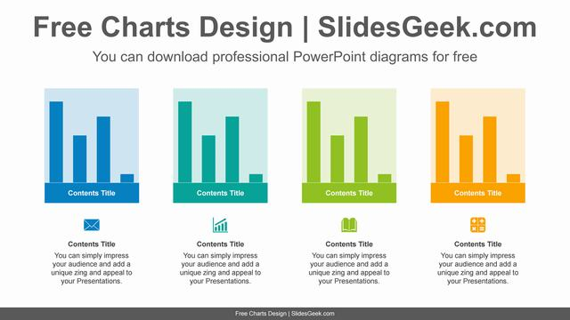 Colorful-vertical-bar-chart-PowerPoint-Diagram-Template feature image