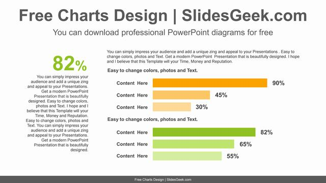 Comparative-Bar-Chart-PowerPoint-Diagram feature image