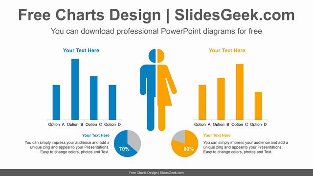 Comparative-Mix-Chart-PowerPoint-Diagram feature image