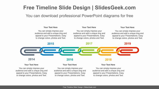 Connected-clip-PowerPoint-Diagram-Template feature image