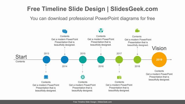 Dot-point-PowerPoint-Diagram-Template feature image