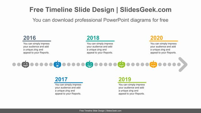 Dotted-Arrow-PowerPoint-Diagram feature image