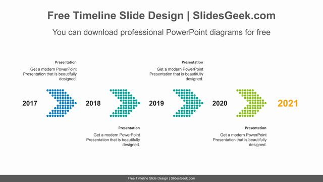 Dotted-Chevron-PowerPoint-Diagram feature image