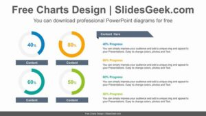 Doughnut-Charts-PowerPoint-Diagram feature image