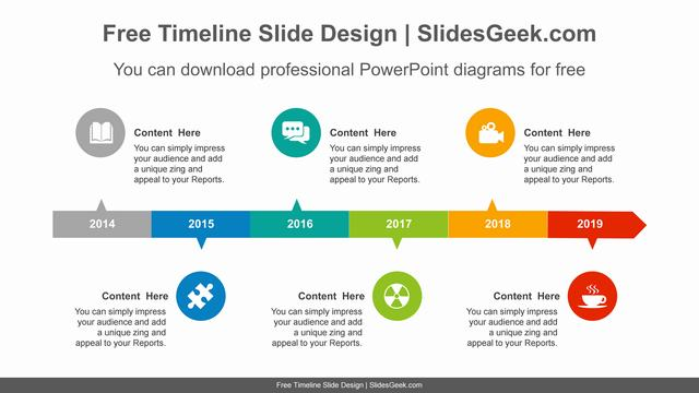 Horizontal-alignment-rectangle-PowerPoint-diagram-template feature image