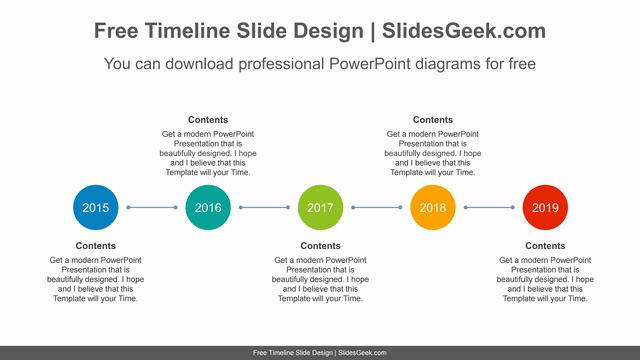 Horizontal-circle-PowerPoint-Diagram-Template feature image