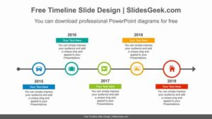 Line-arrow-circled-PowerPoint-Diagram-Template feature image