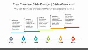 Long-bar-stairs-PowerPoint-Diagram-Template feature image