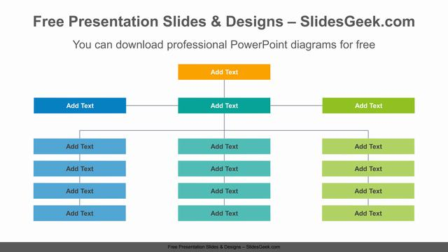 Organization-chart-PowerPoint-Diagram feature image