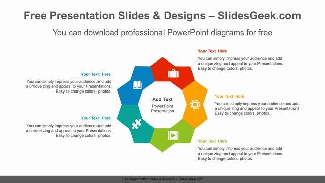 Pentagonal-petals-PowerPoint-Diagram-Template feature image