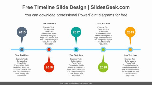 Placemark-icon-PowerPoint-Diagram-Template timeline feature image