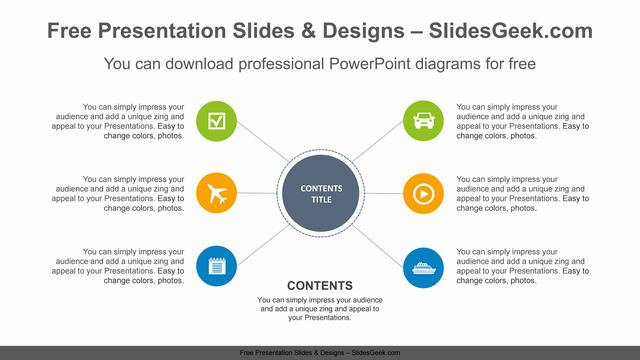 Radial-circle-PowerPoint-Diagram-Template feature image