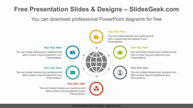Radial-six-circles-PowerPoint-Diagram-Template feature image