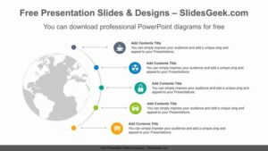 Radial-world-map-PowerPoint-Diagram-Template feature image