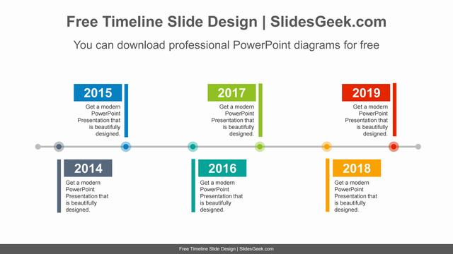 Rectangle-signpost-PowerPoint-Diagram-Template feature image