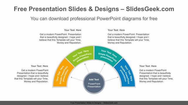 Semi-donut-ring-PowerPoint-Diagram-Template feature image