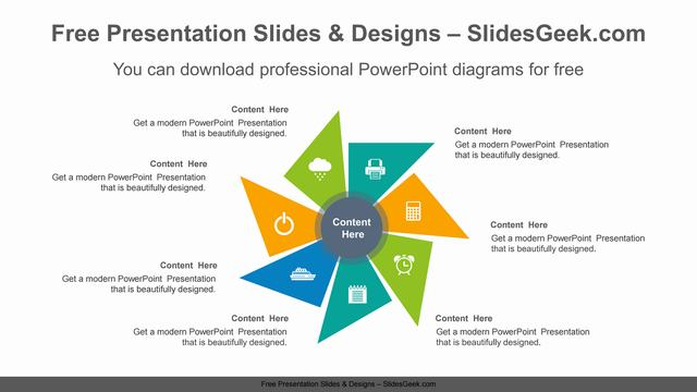 Seven-wing-pinwheel-PowerPoint-Diagram-Template feature image