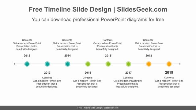Simple-Dot-Point-PowerPoint-Diagram feature image