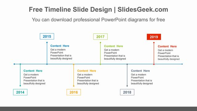 Simple-line-PowerPoint-Diagram-Template feature image
