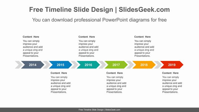 Six-step-chevron-PowerPoint-Diagram-Template feature image