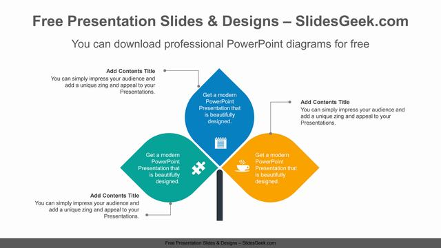 Three-leaves-PowerPoint-Diagram-Template feature image