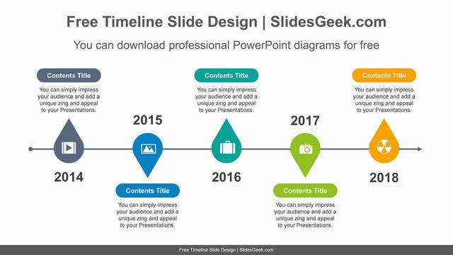 Water-drop-PowerPoint-Diagram-Template feature image