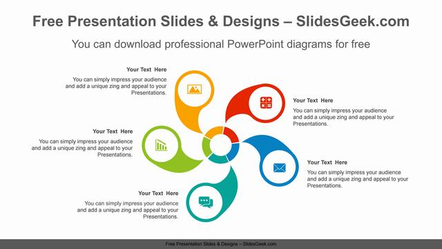Wheel-cycle-PowerPoint-Diagram-Template feature image