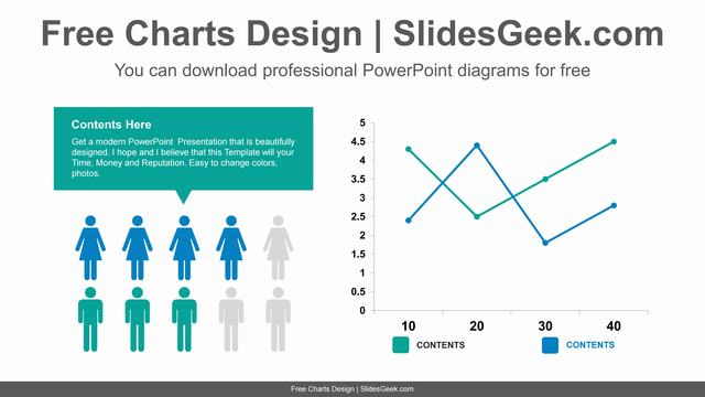 Icons-line-chart-PowerPoint-Diagram-Template feature image