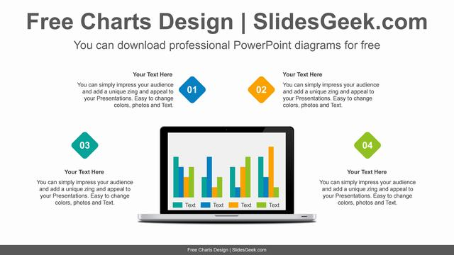 Laptop-clustered-bar-chart-PowerPoint-Diagram-Template feature image