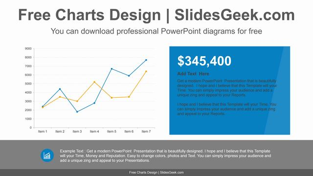 Line-Chart-Banner-PowerPoint-Diagram feature image
