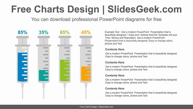 Medical-syringe-chart-PowerPoint-Diagram-Template feature image