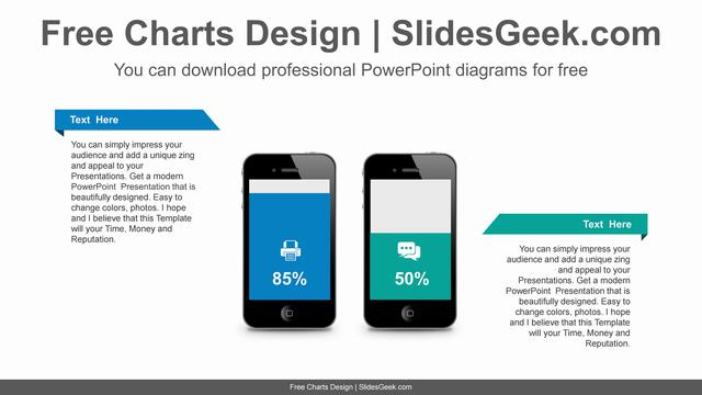 Mobile-phones-bar-chart-PowerPoint-Diagram-Template feature image