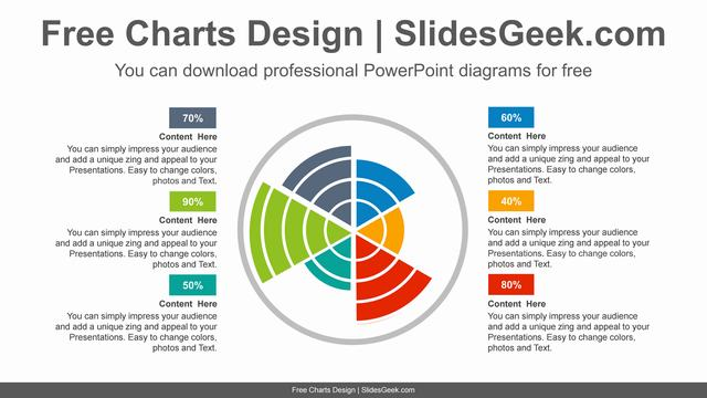 Nested-doughnut-chart-PowerPoint-Diagram-Template feature image
